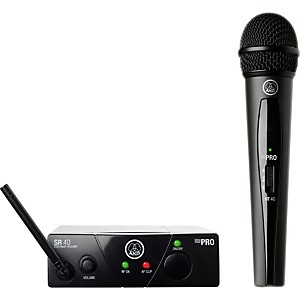 AKG WMS 40 Mini Vocal Wireless System by AKG