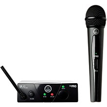 AKG WMS 40 Mini Vocal Wireless System Ch B with D8000M Handheld