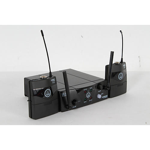 AKG WMS 40 Mini2 Instrument Wireless Microphone Set-thumbnail