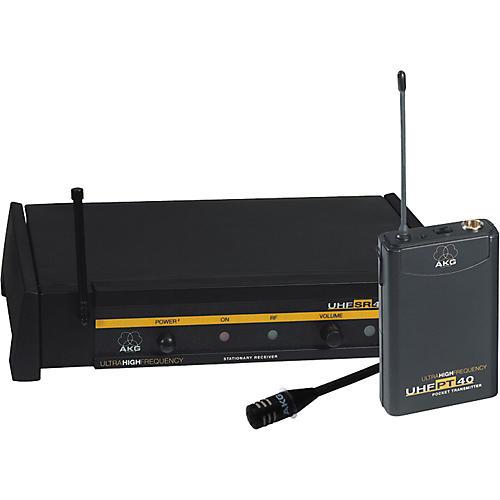 AKG WMS 40 UHF 407 Lavalier Microphone System-thumbnail