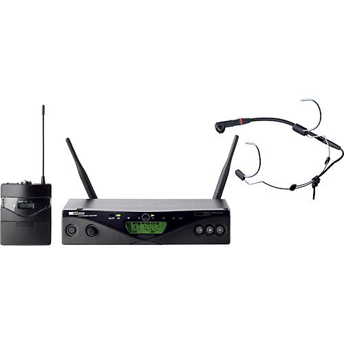 AKG WMS 450 Wireless Headworn Set