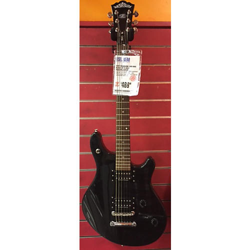 Washburn WMS Solid Body Electric Guitar-thumbnail