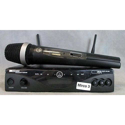 AKG WMS450 D5 Vocal Handheld Wireless System-thumbnail