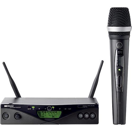 AKG WMS450 Wireless D5 Vocal Set-thumbnail