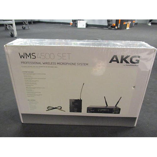 AKG WMS4500 INST Instrument Wireless System