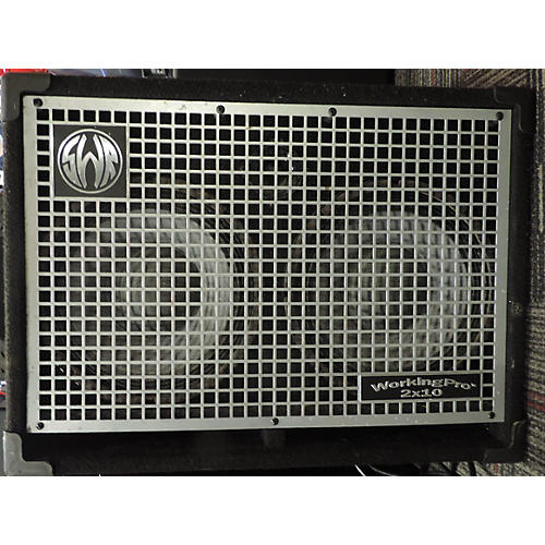 SWR WORKING PRO 200W 2X10 Bass Cabinet-thumbnail