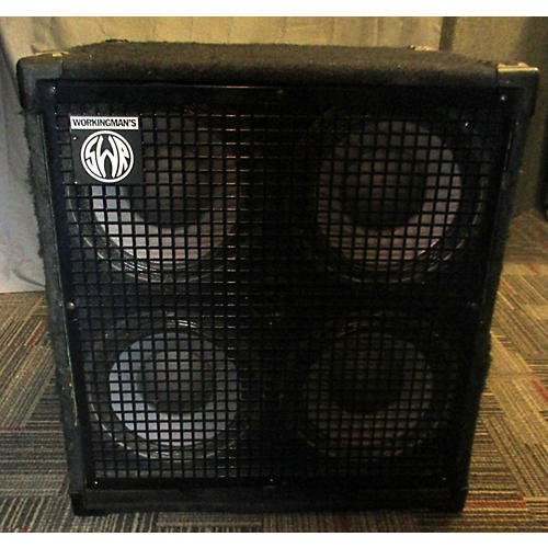 SWR WORKINGMAN'S 410 4X10 Bass Cabinet-thumbnail