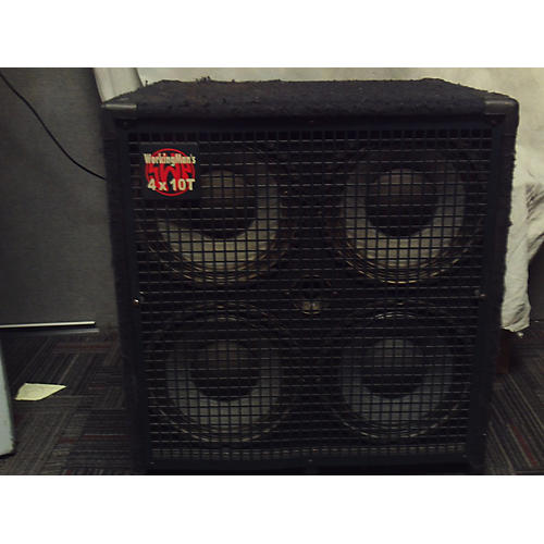 SWR WORKINGMAN'S 4X10T Bass Cabinet