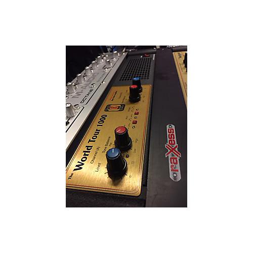 Eden WORLD TOUR 1000 Bass Amp Head