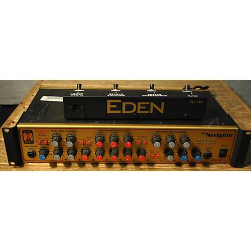 Eden WP100 Navigator Tube Bass Preamp