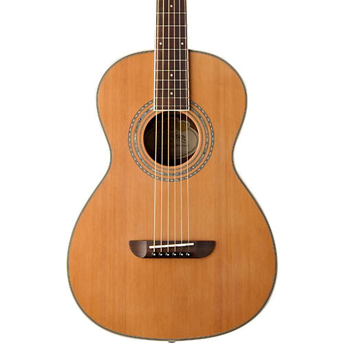 Washburn WP11SNS Parlor Acoustic Guitar-thumbnail