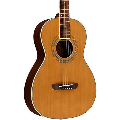 Washburn WP21SNS Parlor Acoustic Guitar-thumbnail