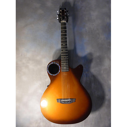Rainsong WS1005 Acoustic Electric Guitar Tobacco Sunburst