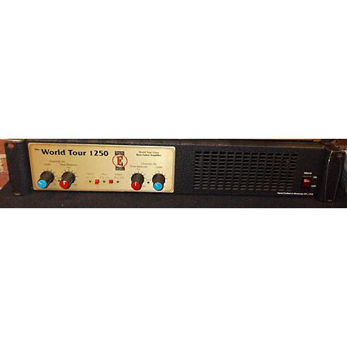 Eden WT-1250 Bass Power Amp