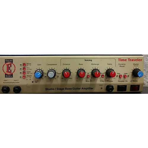 Eden WT330 Bass Amp Head-thumbnail