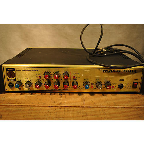 Eden WT800 World Tour Bass Amp Head