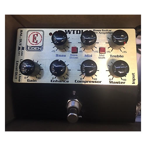 Eden WTDI-U Direct Box