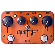 Rockett Pedals WTF Fuzz Guitar Effects Pedal