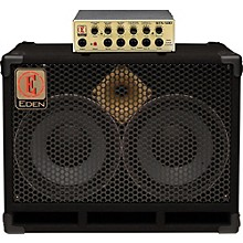 Eden WTX500 and D210XST Bass Stack