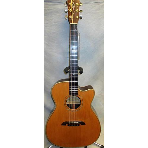 Alvarez WY1 Yairi Acoustic Electric Guitar