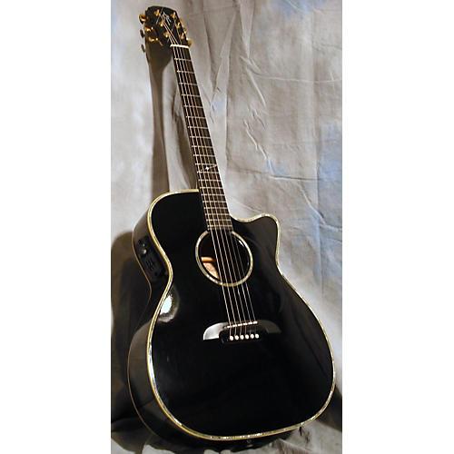 Alvarez WY1BK Acoustic Electric Guitar