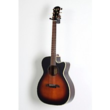 Alvarez WY1TS Yairi Stage OM/Folk Acoustic-Electric Guitar Level 2 Natural 888366003855