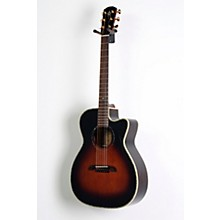 Alvarez WY1TS Yairi Stage OM/Folk Acoustic-Electric Guitar Level 2 Natural 888366027561