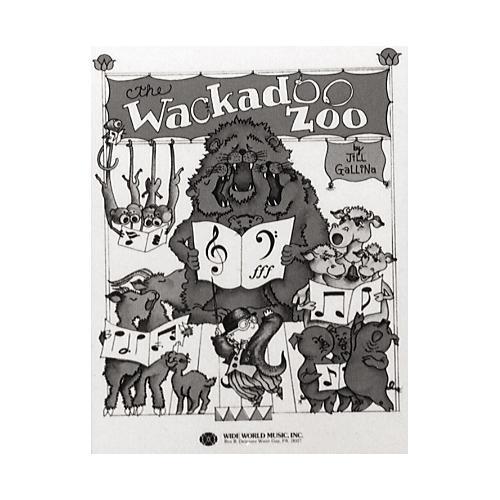 Shawnee Press Wackadoo Zoo (Book)-thumbnail