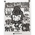 Shawnee Press Wackadoo Zoo (Book)  Thumbnail