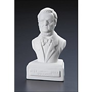 "Willis Music Wagner 5"" Statuette"