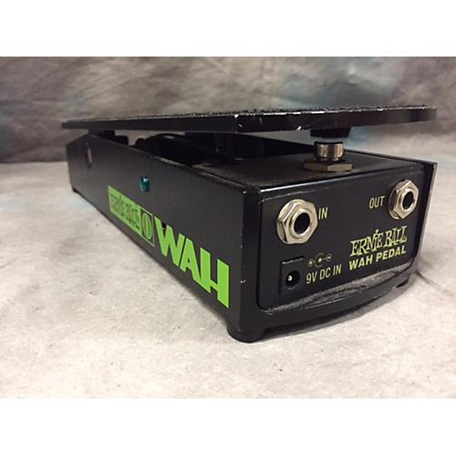 Ernie Ball Wah Effect Pedal-thumbnail