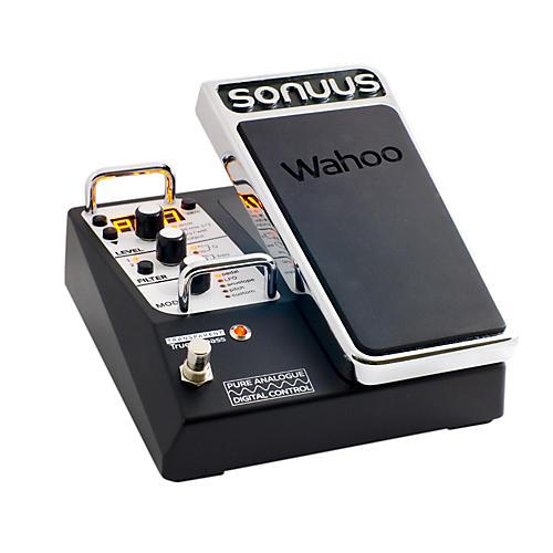 Sonuus Wahoo Analog Dual-Filter/Wah Pedal