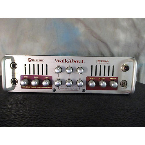 Mesa Boogie Walkabout Tube Bass Amp Head-thumbnail