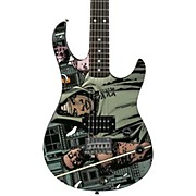 Walking Dead Rockmaster Electric Guitar