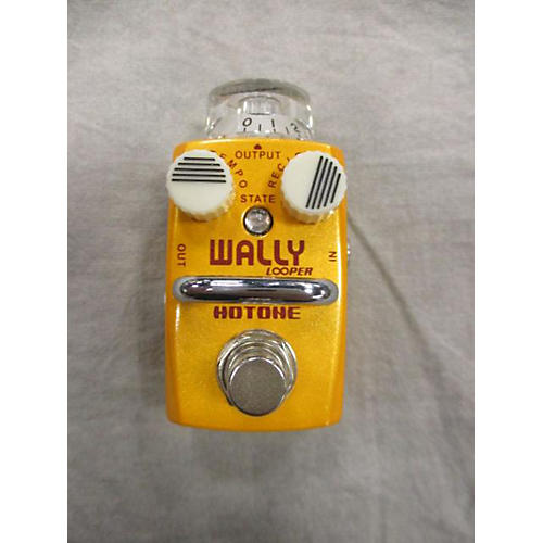 Hotone Effects Wally Looper Skyline Series Pedal