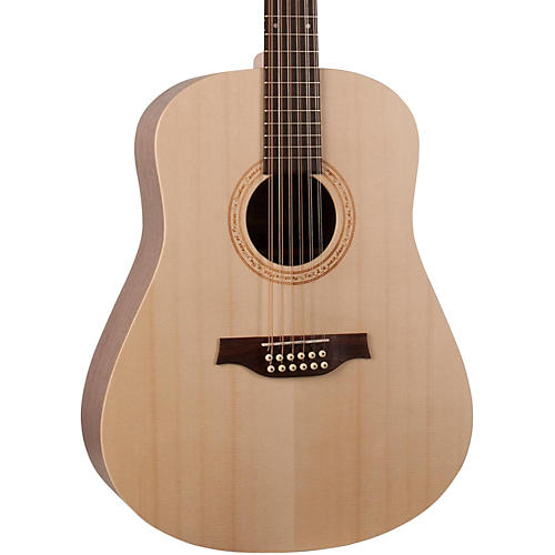 Seagull Walnut 12 Acoustic Guitar-thumbnail