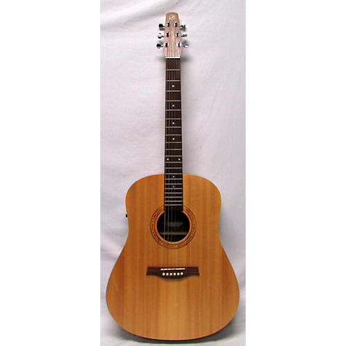 Seagull Walnut Isyst Acoustic Electric Guitar-thumbnail