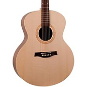 Seagull Walnut Mini Jumbo Acoustic Guitar
