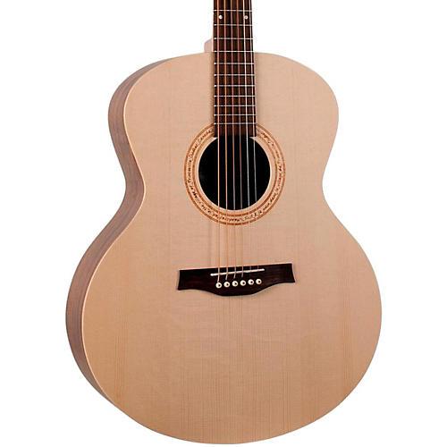 Seagull Walnut Mini Jumbo Acoustic Guitar-thumbnail