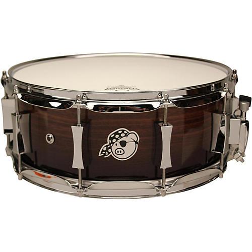 Pork Pie Walnut Snare Drum