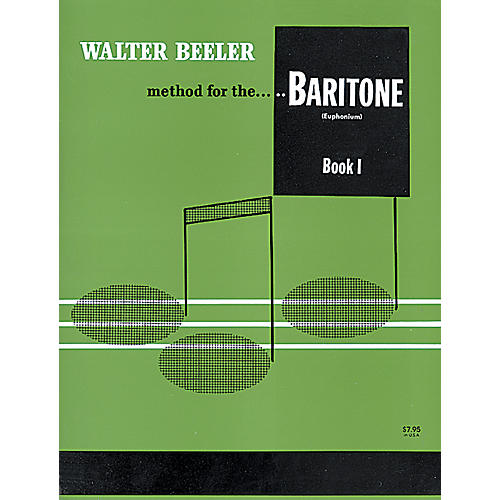 Alfred Walter Beeler Method for the Trombone Book I Book I-thumbnail
