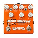 Wampler Brent Mason Signature Overdrive/Distortion Guitar Effects Pedal (Hot Wired)