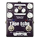 Wampler Faux Tape Echo/Delay With Tap Temp Guitar Effects Pedal (Faux Tape Echo)