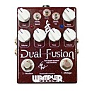 Wampler Tom Quayle Signature Dual Overdrive Guitar Effects Pedal (Dual Fusion)