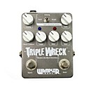 Wampler Triple Wreck Distortion Guitar Effects Pedal (Triple Wreck)