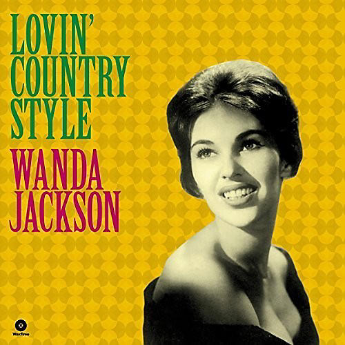 Alliance Wanda Jackson - Lovin Country Style + 3 Bonus Tracks