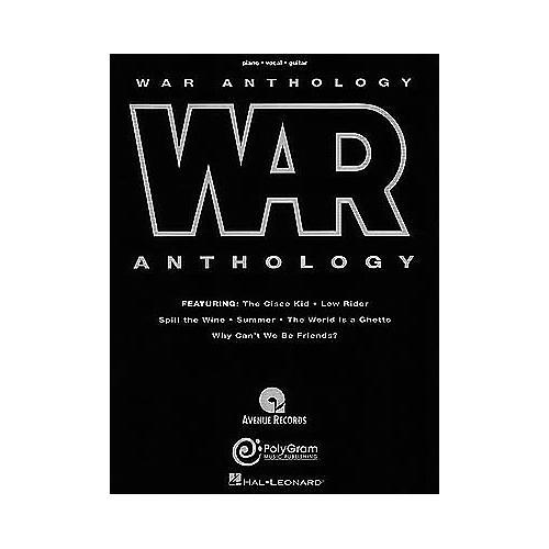 Hal Leonard War Anthology Songbook