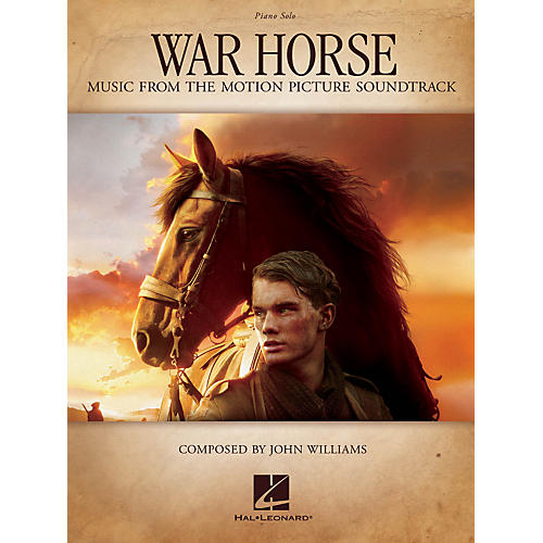 Hal Leonard War Horse - Music From The Motion Picture Score For Piano Solo