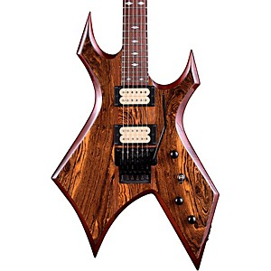 B.C. Rich Warlock Neck Through with Floyd Rose and Dimarzios Electric Guita... by B.C. Rich