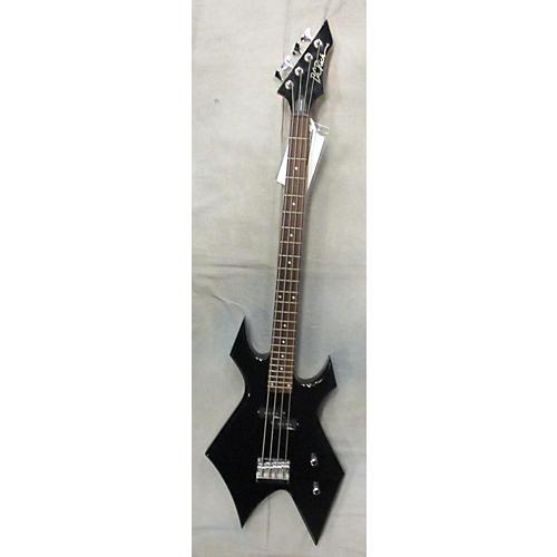 B.C. Rich Warlock One Bass Electric Bass Guitar-thumbnail